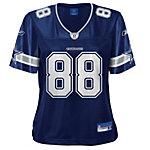 Dallas Cowboys Reebok Dez Bryant #88 Womens Replica Jersey