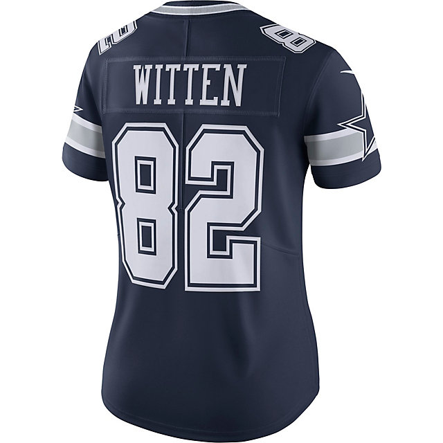 Dallas Cowboys Womens Jason Witten #82 Nike Navy Limited Jersey