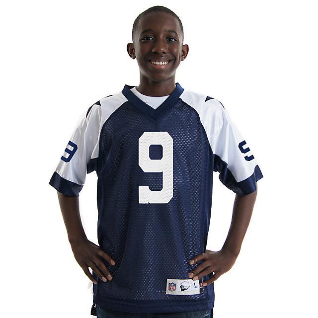 Dallas Cowboys Reebok Youth Throwback Jersey Romo