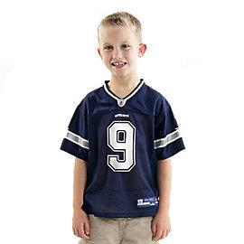Dallas Cowboys Reebok Youth Replica Jersey Romo