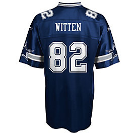Dallas Cowboys Reebok Youth Replica Jersey Witten