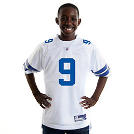 Dallas Cowboys Reebok Youth Replica Romo Jersey