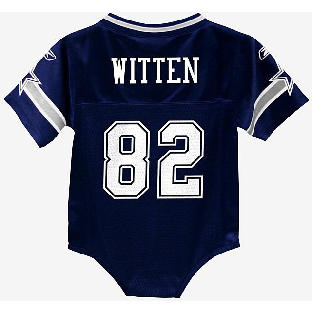 Dallas Cowboys Reebok Infant Witten #82 Replica Jersey