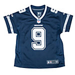 Dallas Cowboys Kids Tony Romo #9 Nike Game Replica Jersey