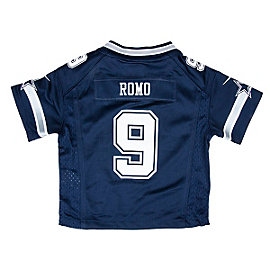 Dallas Cowboys Toddler Tony Romo #9 Nike Game Replica Jersey