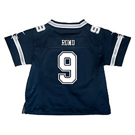 Dallas Cowboys Infant Tony Romo #9 Nike Game Replica Jersey