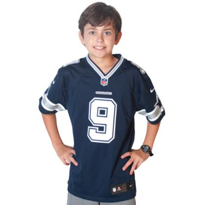 boys dallas cowboys jersey