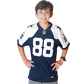 Dallas Cowboys Youth Dez Bryant Nike Limited Throwback Jersey
