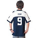 Dallas Cowboys Youth Tony Romo Nike Game Throwback Jersey