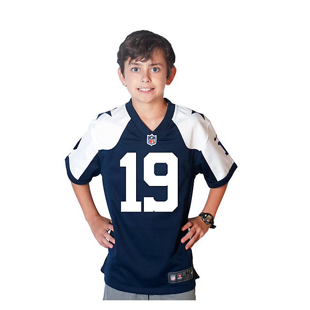 Dallas Cowboys Youth Miles Austin Nike Game Throwback Jersey