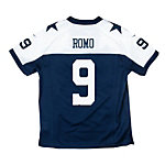 Dallas Cowboys Kids Tony Romo Nike Game Throwback Jersey