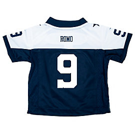 Dallas Cowboys Toddler Tony Romo Nike Game Throwback Jersey