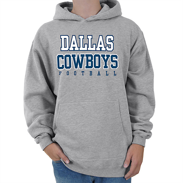 Dallas Cowboys Practice Fleece Hood