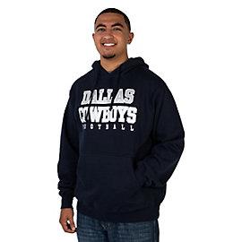 Dallas Cowboys Practice Pullover Hoody