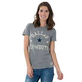 Dallas Cowboys Mitchell & Ness Women's Tee