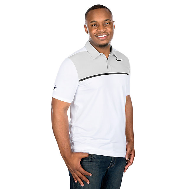 Dallas Cowboys Nike Mobility Remix Golf Polo