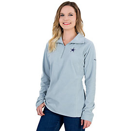 Dallas Cowboys Columbia Glacial Fleece Pullover