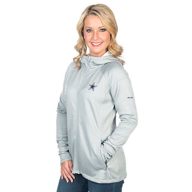 Dallas Cowboys Columbia Saturday Trail Hoody
