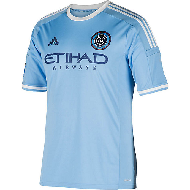 NYCFC Adidas Primary Replica Short Sleeve Jersey
