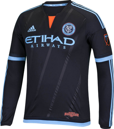 New York City FC 2015 Away Jersey
