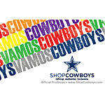 Dallas Cowboys Spanish Gift Card $5-$100