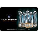 Dallas Cowboys Champions Gift Card $5-$100